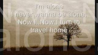 Downface- Alone (with lyrics)