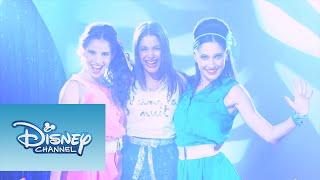 Violetta canta con las chicas | Momento Musical | Violetta Show Final