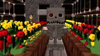 """Skelly Heart"" - A Minecraft Parody of Gym Class Heroes' Stereo Hearts"