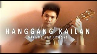 "(Orange and Lemons) ""Hanggang Kailan"" Ukulele Cover by Mark Wilson"