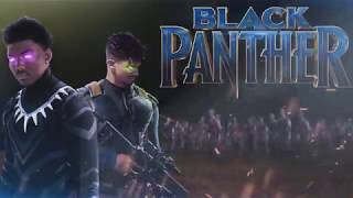 """""""When your dad is the BLACK PANTHER"""" (Full Video)"""