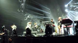 Mozart's House - Clean Bandit - Alexandra Palace 13.3.2015 (Front Row)