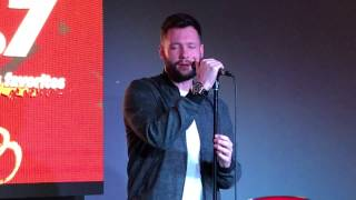 You Are the Reason - Calum Scott - Salt Lake City, UT 2/15/17
