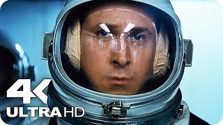 First Man Trailer 4K UHD (2018) Ryan Gosling Movie