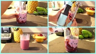 Acai Berry Smoothie | KitchenAid 2 Speed Hand Blender