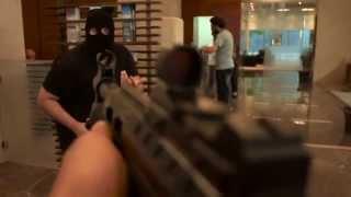 11 BathBayakha - Bank Robbery بث بياخة - سطو مسلح