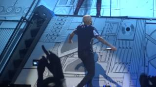 Chris Brown Live in Dubai Meydan Racecourse 11/12/12 .....DEUCES.....