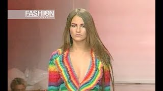 ROBERTO CAVALLI Fall 1999 2000 Milan - Fashion Channel