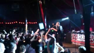BIG RED aka 9jaRed LIVE 2014 @ Cabaret Sauvage Paris