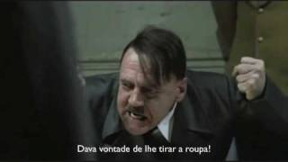 Unas no Youtube - Episódio legendado (Hitler e a final dos Ídolos)