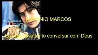 ANTONIO MARCOS - Se eu pudesse conversar com Deus