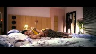 Tamanna Hottest Hip Showing Scene In Bed Room width=