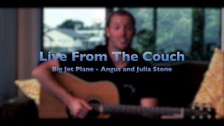 Big Jet Plane - Angus and Julia Stone (Acoustic Cover) - David Shanhun