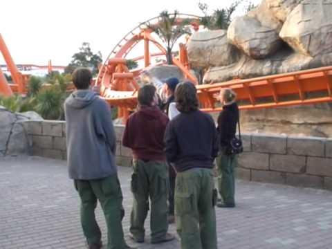 Kolejka górska (roller coaster)