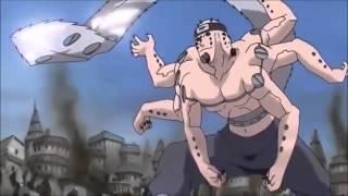 Naruto Shippuden kakashi vs pain   Linkin Park Numb