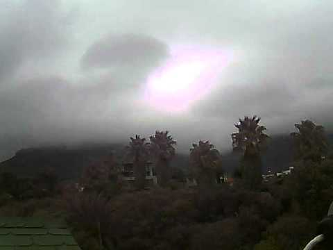 Timelapse Video – Table Mountain – 22/03/2011
