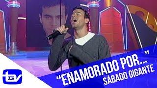 Enrique Iglesias - Enamorado por primera vez | Sábado Gigante