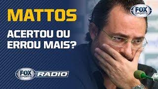 AS CONTRATAÇÕES DE MATTOS!