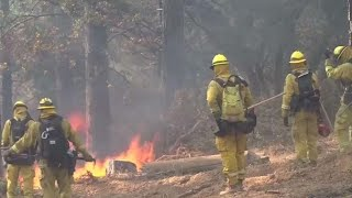 Rain could bring new problems for fire-ravaged California