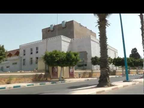 Morocco, Safi – Driving through 1080 50p Full HD