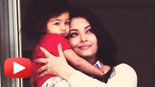 Aishwarya Rai Busy With Aaradhya's Birthday Party
