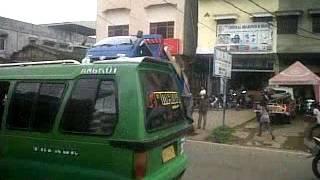 Mobil Jumping Di Jambi
