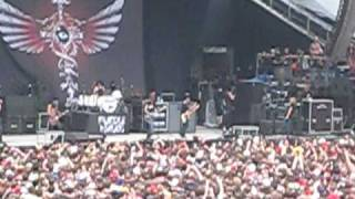 Puddle of Mudd - Spaceship live at Rock on the Range 2010