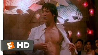 Dragon: The Bruce Lee Story (1/10) Movie CLIP - Fighting the Sailors (1993) HD