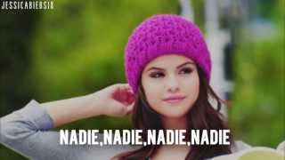 Nobody does it like you - Selena Gomez (Subtitulos en español)