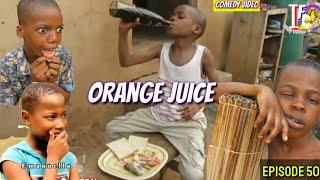 ORANGE JUICE (Mark Angel comedy)(Izah Funny Comedy)(Episode 50)