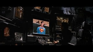 Batman v Superman: Christopher Reeve meets Michael Keaton [HD]