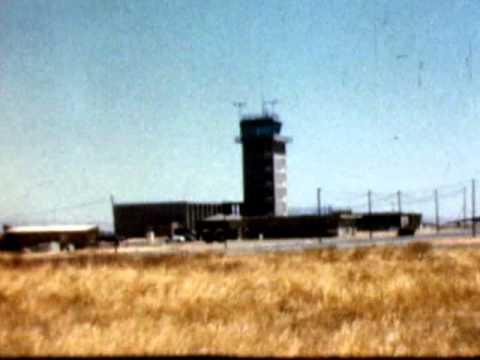 Is this Wheelus AFB or Sidi Slimane Air Force base?