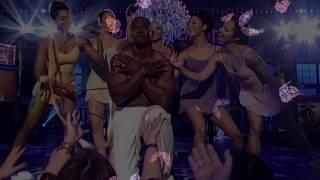 "Terrry Crews sings SKI MASK THE SLUMP GOD - ""I DON'T CARE (INTRO)"""
