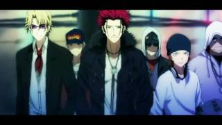 Easy Go ǁ K Project AMV