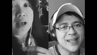 Pusong Bato (Cover) Chino Romero & Rowena Ayala