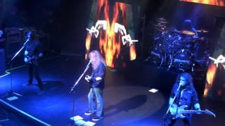 Symphony of Destruction   Megadeth @ Metros Perth, 17th October 2015