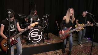 "Rolling Stones - ""Paint It Black"" Cover by Spinning Jenny"