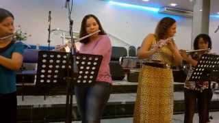 A Thousand Years - Flautas - Christina Perri (Recital)