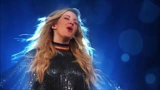 Ellie Goulding ''Thank You Cloud'' performs on Sesame Street-2018-04-14