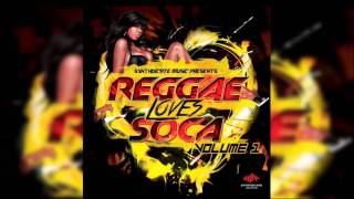 "Shal Marshall - Famous (Reggae Mix)(Reggae Loves Soca Vol.1) ""2017 Reggae"""