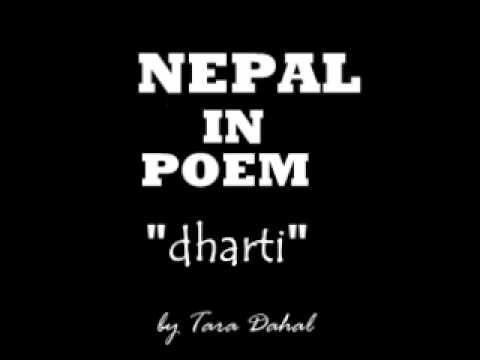 POEMS FROM NEPAL Dharti