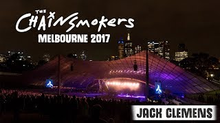 The Chainsmokers Melbourne // Jack Clemens