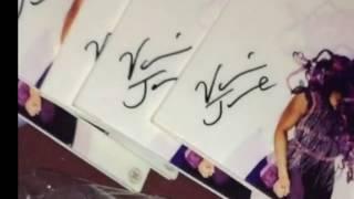 Valerie June Autograph Process