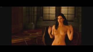 Uma deusa uma louca uma feiticeira - The Witcher 3
