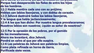 Salmo 12 - Con musica de Jesus Adrian Romero