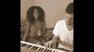 Alicia Keys - Diary (Cover by Natalie La Rose and Ryan Bartlett)