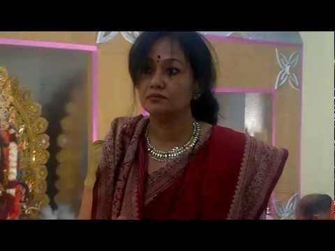 Toronto Durga Puja 2012 – Bijoya Doshomi_1 @ Bangladesh Canada Hindu Mandir.MP4