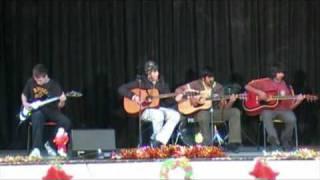 Nothing Else Matters, School Concert (2011)