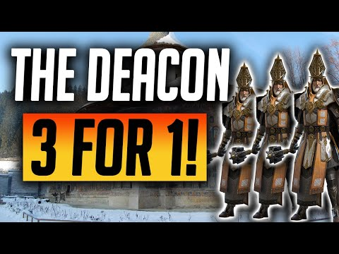 Deacon Armstrong IS MENTAL! | Raid: Shadow Legends