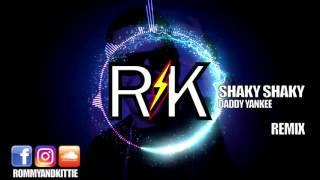 Daddy Yankee - Shaky Shaky (RK Moombahton Remix)